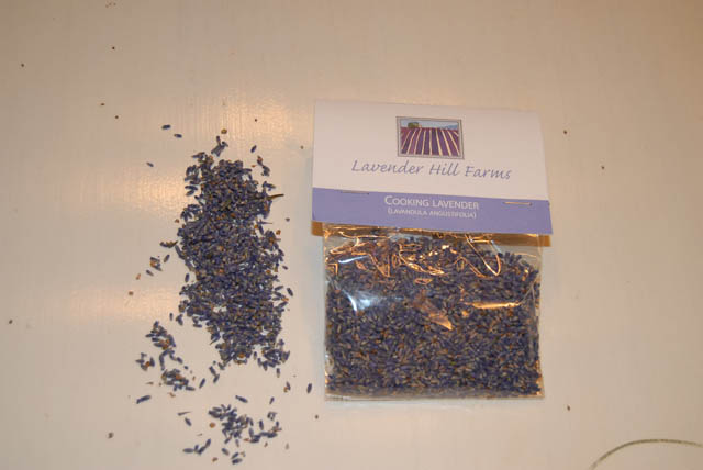 Lavender Angustifolia Cooking Buds - 1/4 Ounce